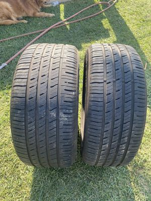 NEXEN FERA RU5 255/50 ZR19 and 285/45R19 (((for BMW or MERCEDES BENZ))) for Sale in Whittier, CA