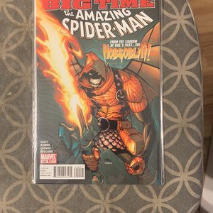 Marvel Comic Book Amazing Spider-Man 649 for Sale in Ontario, CA