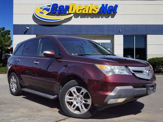 2008 Acura Mdx for Sale in Plano,  TX