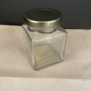 "Clear glass 2x2"" jars with lid for Sale in Greenwood Village, CO"