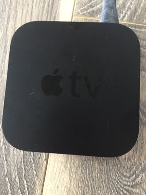 Apple TV 3rd Generation for Sale in Daly City, CA