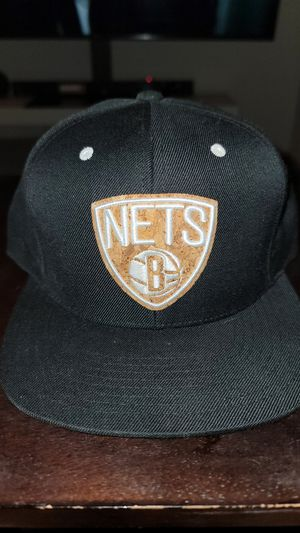 Brooklyn Nets Snapback for Sale in Rockville, MD