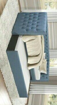 Brand new Adalie Blue Twin Daybed with Trundle for Sale in Houston, TX