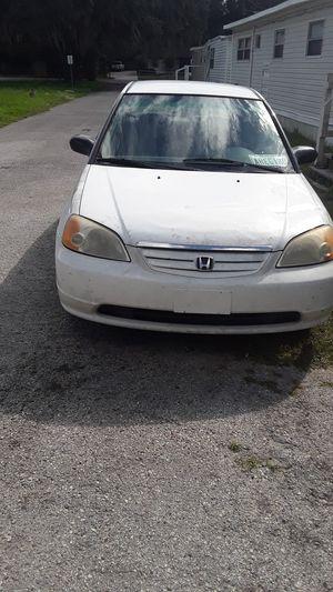 01 Honda civic lx for Sale in Tampa, FL
