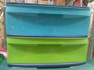 Plastic drawers for Sale in Hialeah, FL