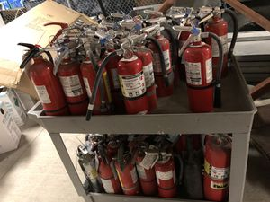 Fire extinguishers for Sale in Irvine, CA