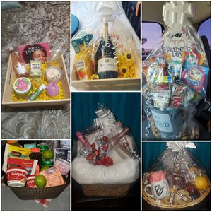 Personalized gift baskets for any occasion for Sale in Phoenix, AZ