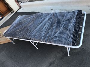 Folding Travel Bed, Twin size for Sale in Raleigh, NC