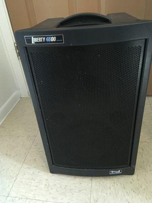 Pa speaker guitar drums for Sale in Austin, TX