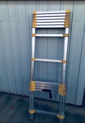 Ladder. Missing couple locks. Is good as normal ladder though is just not to open really highly. Priced to sell for Sale in Fresno, CA