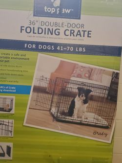 Dog Cage Intermediate for Sale in Burien,  WA