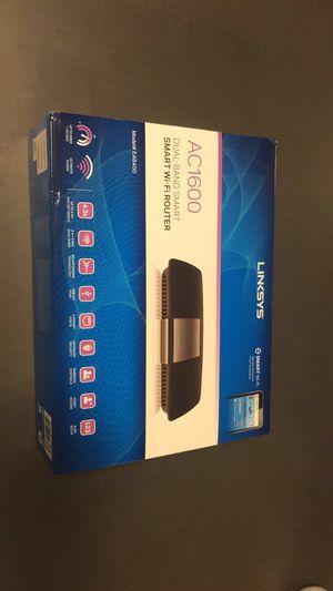 Linksys Smart WiFi Router ( AC 1600 ) for Sale in West Jordan, UT