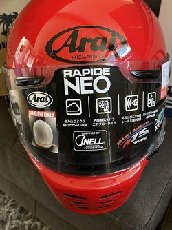 Arai Rapide Neo Helmet Sz Lg for Sale in Portland,  OR