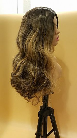 Long Brown Wavy Wig for Sale in Hudson, FL