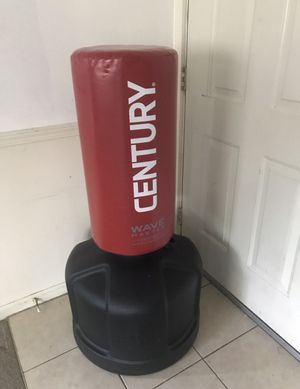 Century punching bag for Sale in Cleveland, OH