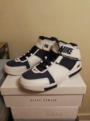 Nike lebron II . Size 17 for Sale in Pittsburgh, PA