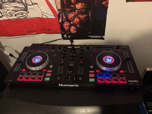 Numark Mixtrack Platinum DJ Controller for Sale in Fort Worth, TX