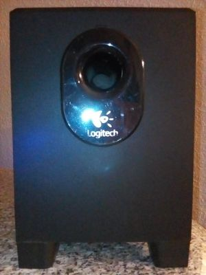 Logitech Z313 Computer Subwoofer for Sale for Sale in San Jose, CA