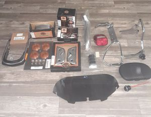 🏍 Motorcycle parts for Harley-Davidson....partes para motocicleta for Sale in Houston, TX