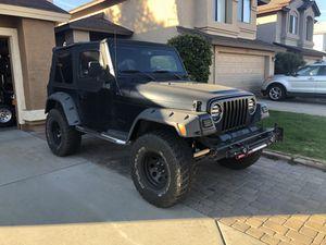 Jeep Wrangler 1997 for Sale in Phoenix, AZ