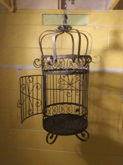 Antique bird cage for Sale in Indianapolis,  IN