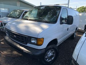 2007 ford e250 for Sale in Madeira Beach, FL