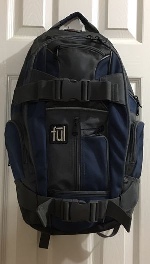 Ful Multi-compartment Backpack with Audio Port for Sale in Houston, TX