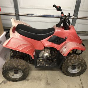 Great Starter Quad 110cc for Sale in Fontana, CA