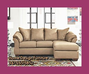 Brand New Ashley Sofa Chaise For for Sale in Queens, NY