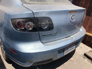 08 Mazda 3. Parting out for Sale in Lynwood, CA