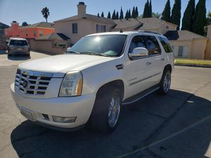 2007 Cadillac Escalade for Sale in Los Angeles, CA