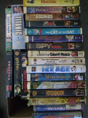 75 ALL GENRE MOVIES for Sale in Mesa, AZ