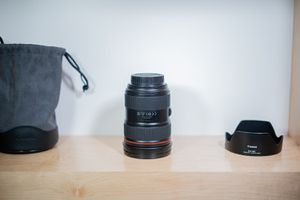 Canon 24-70 2.8 L II for Sale in Brooklyn, NY