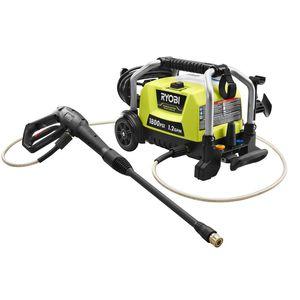 RYOBI 1,800 psi 1.2 GPM Wheeled Electric Pressure Washer for Sale in Buffalo Grove, IL