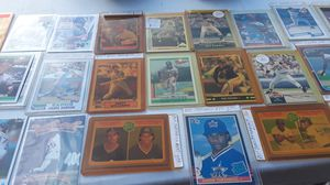 45 star ,rookie and hall of famer baseball cards CHEAP for Sale in Lutz, FL