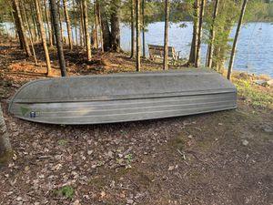 12' Aluminum Boat for Sale in Iron River, MI