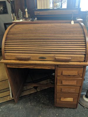 Antique roll top desk for Sale in Carnation, WA