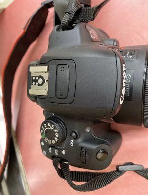 Canon EOS Rebel T5i / EOS 700D for Sale in Dallas, TX
