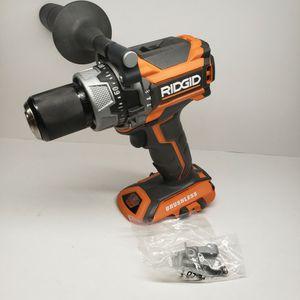 Ridgid 18v Brushless Cordless Hammer Drill for Sale in Easton, MA