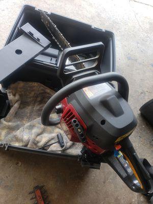 Poulan Pro 18in 42CC Chainsaw for Sale in Oak Lawn, IL