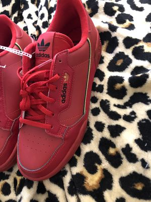 Red Adidas for Sale in Indio, CA