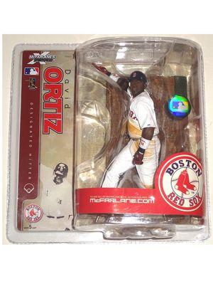 David Ortiz McFarlane Boston Red Sox NIB + FREE... for Sale in Stockton, CA