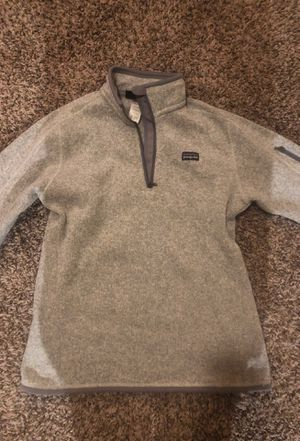 Patagonia quarter zip sweater for Sale in Denver, CO