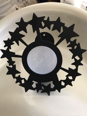 Moon and Stars wall sconce for Sale in Temecula, CA