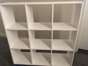 white cubicle shelving for Sale in Brooklyn, NY