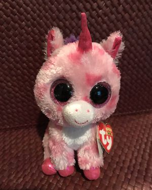 Sugar Pie Beanie Baby Boo, perfect condition for Sale in Silver Spring, MD