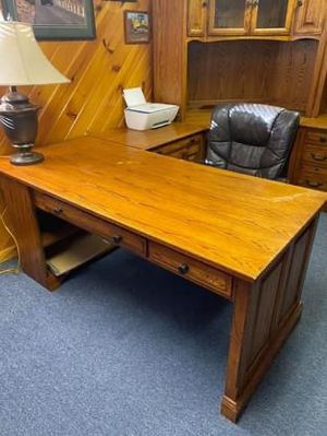 Solid Wood Desk for Sale in Bellefonte, PA