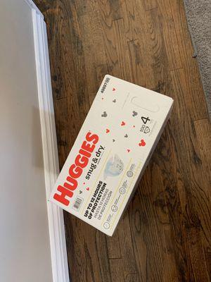 New Box Diapers Huggies brand for Sale in La Puente, CA