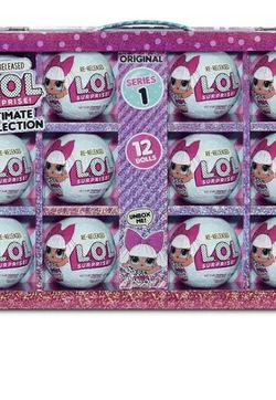LOL Surprise Ultimate Collection 12 Dolls Series 1 Wave 1 Re-Released Diva Balls for Sale in Jersey City,  NJ