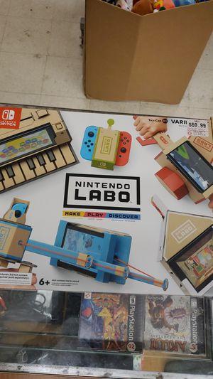 Nintendo switch labo for Sale in TEMPLE TERR, FL